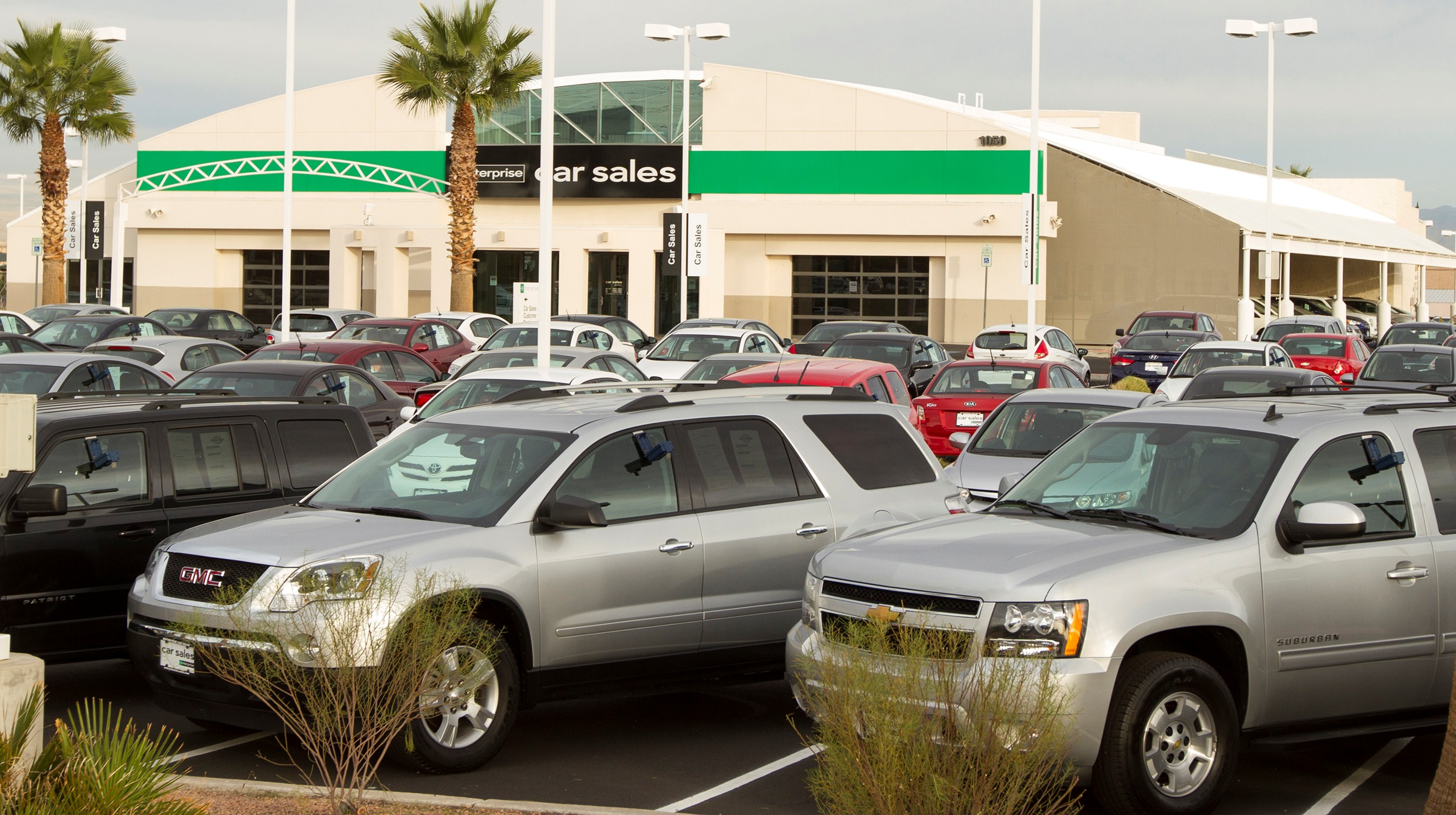 Enterprise Car Sales\' Largest Used Car Showroom In U.S. Opens at ...