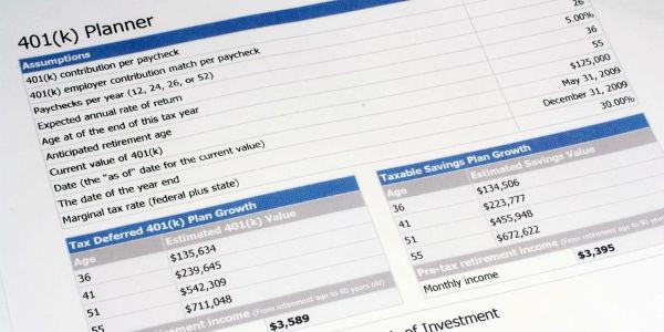 7 Clues That Your 401k Plan Sucks