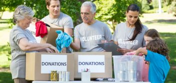 How to use charity involvement for positive market awareness