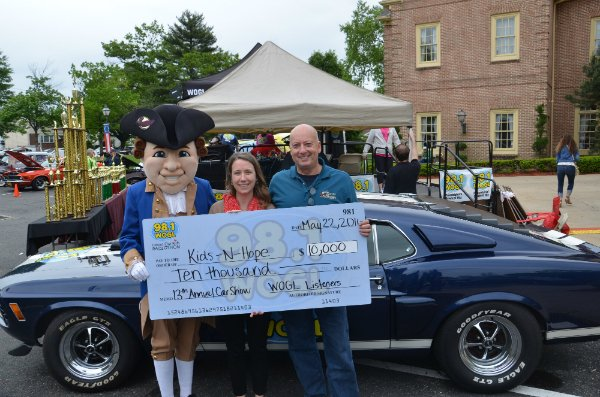 American Heritage Federal Credit Union And WOGL Raise - American heritage car show