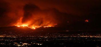 'Fire season' just beginning