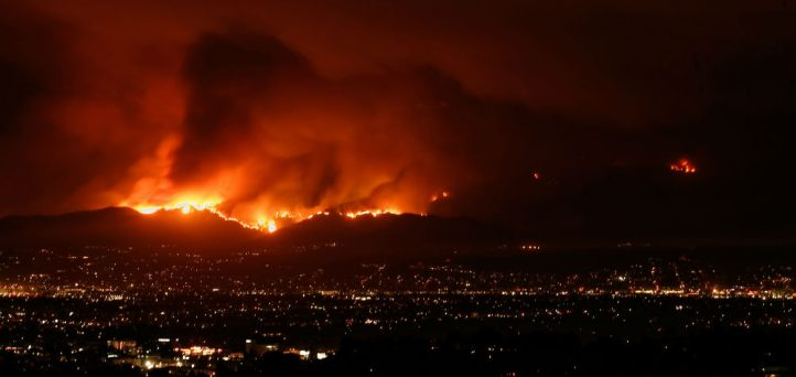CU branch miraculously spared in California's apocalyptic wildfire
