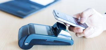Mobile payments lag behind mobile banking, study finds