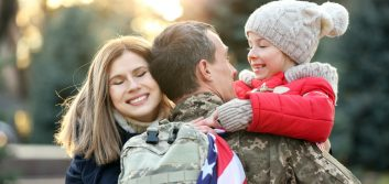 Supporting military members and their families is an honor