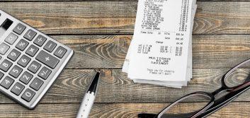 Should we retain transaction receipts?