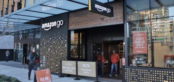 The good of Amazon Go? It's seamless
