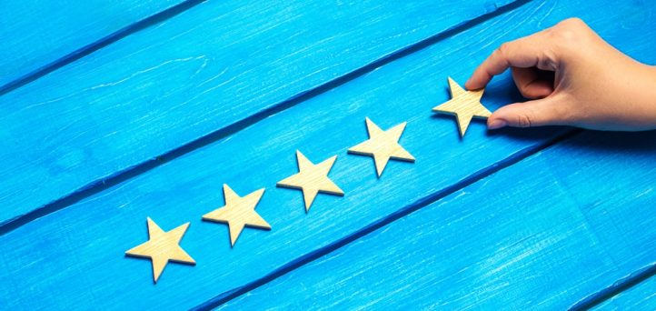 5 stars for this online review strategy