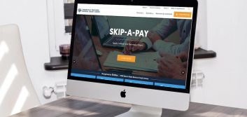 Sliders are bad for your credit union website design