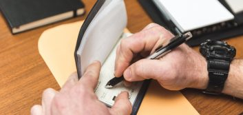Counterfeit check fraud prevention