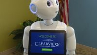 Pennsylvania CU showcases industry's first humanoid robot